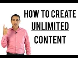 How to Create Content for Your Information Product
