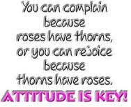Your Attitude Is the Key To the Life of Your Dreams