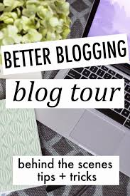 More Blogging Advice - Take The Next Step