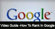 How You Too Can Rank Your Video Quickly on Google