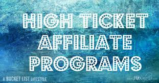 How to Master High Ticket Affiliate Programs