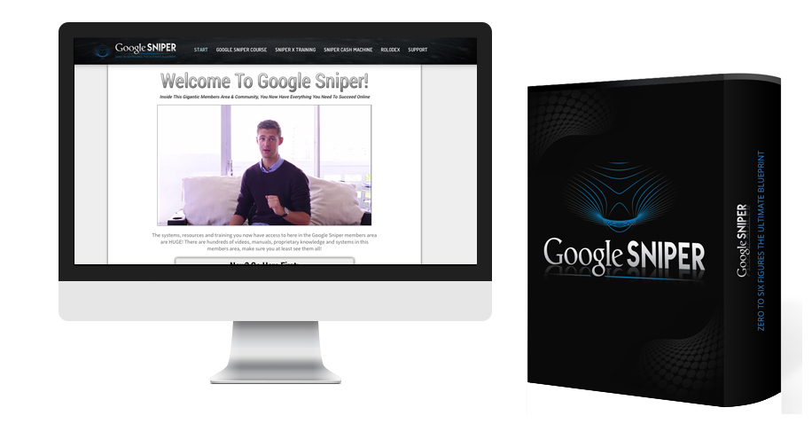 Google Sniper Review - How to Use Google Sniper to Create a $5000 per Month Affiliate Marketing Business
