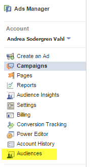 5 Ways to Target Your Facebook Ads